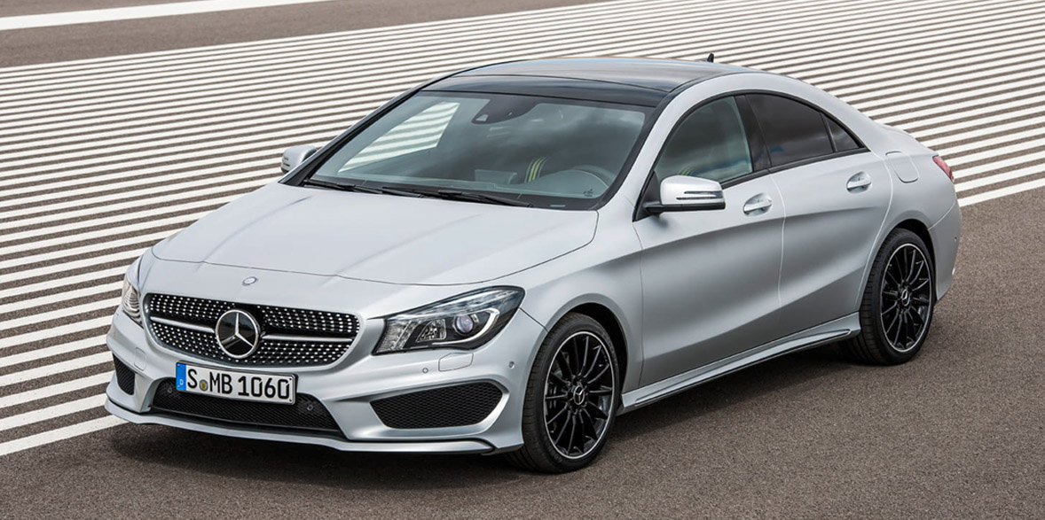 NEW PROJECT: B-CLASS AND CLA  MERCEDES FOR TMS