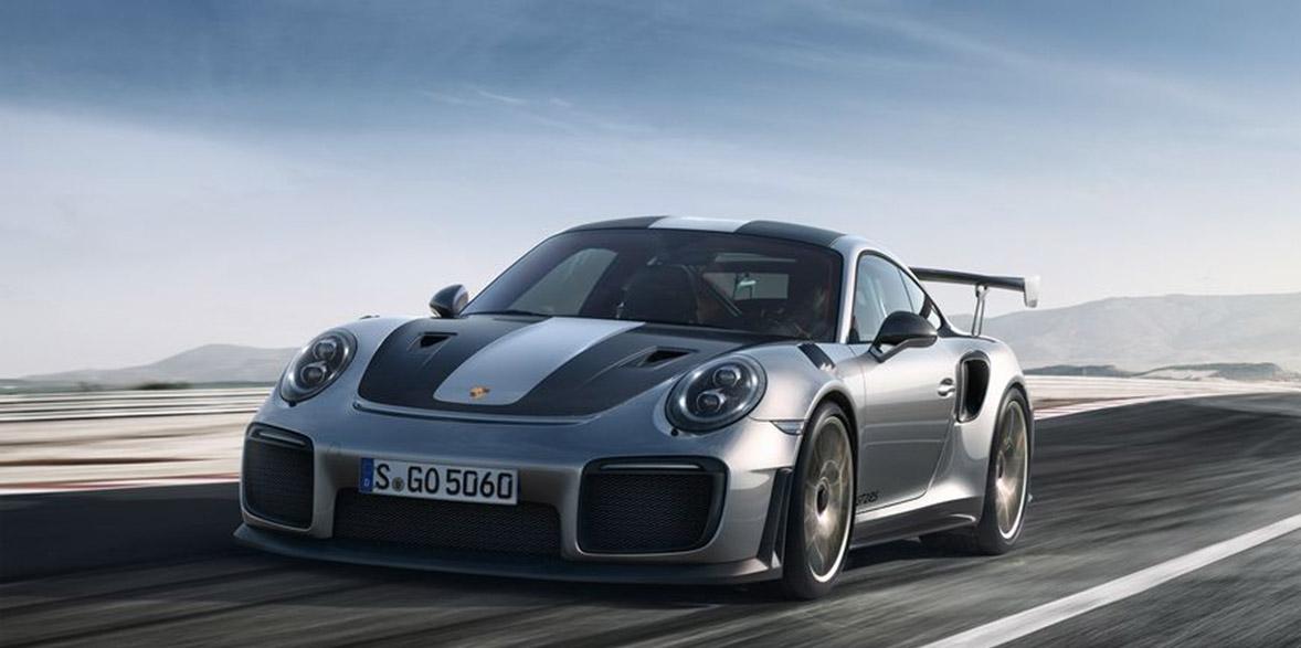 Projekt: Nowy Porsche 922 w Stuttgart-Zuffenhausen, Niemcy