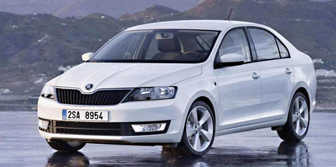 A NEW PROJECT FOR SKODA – SKODA RAPID