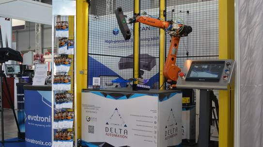 DELTA AUTOMATION AT CONTROL-STOM 2018