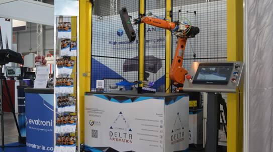 Delta Automation na targach Control-Stom 2018