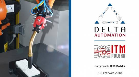 DELTA AUTOMATION AT ITM FAIR POZNAŃ 2018
