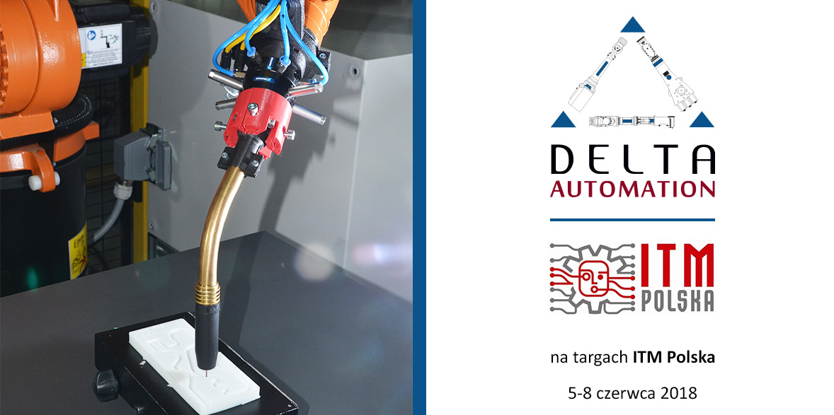 Delta Automation na targach ITM Poznań 2018