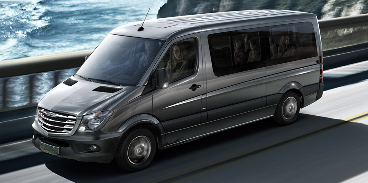 MERCEDES SPRINTER VS30 – A NEW PROJECT FOR FFT, DAIMLER, LUDWIGSFELDE