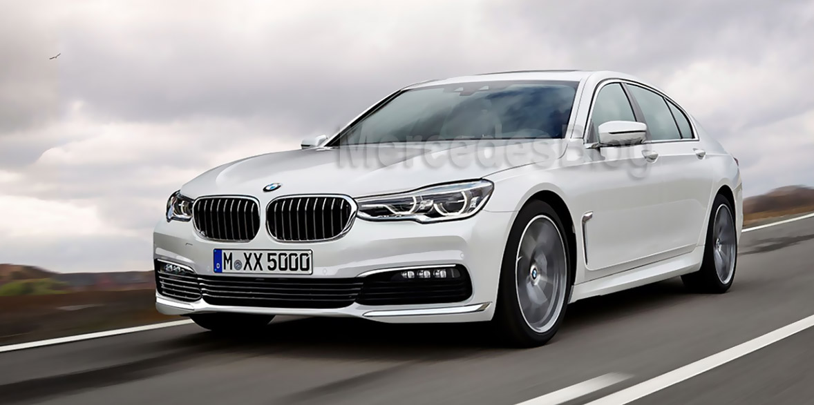 BMW 5 (G30) – A NEW PROJECT FOR MAGNA, GRAZ, AUSTRIA