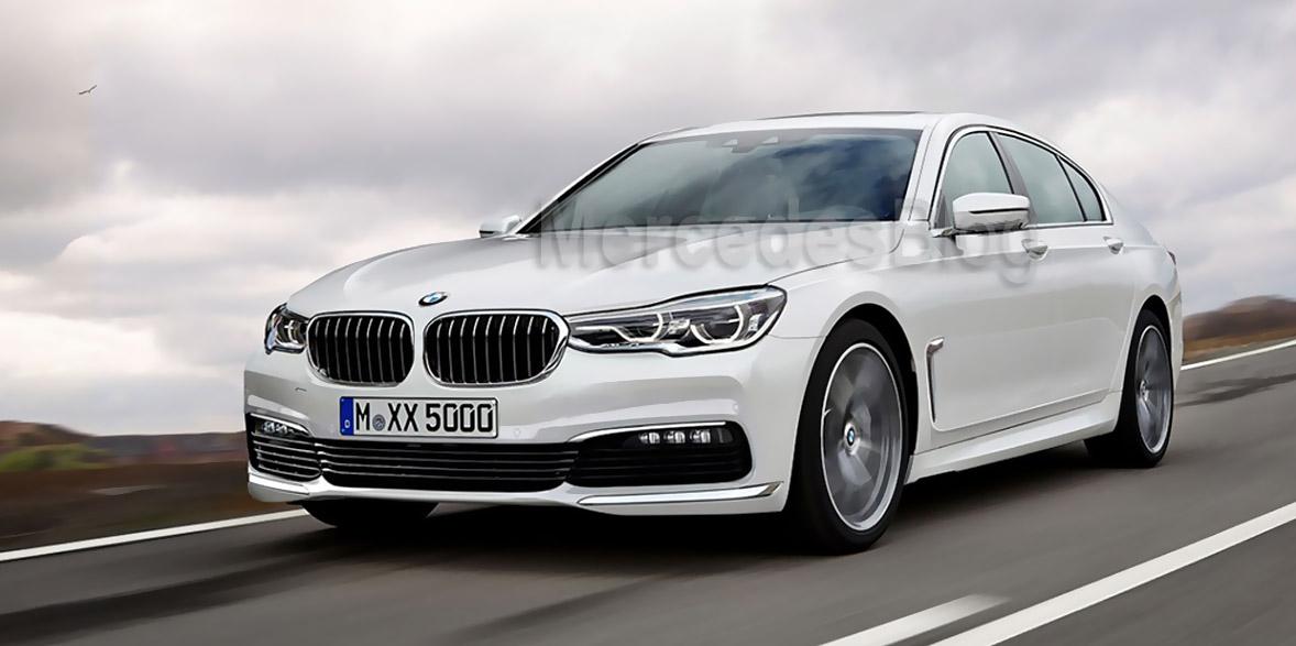 BMW 5 (G30) – Nowy porojekt dla Magna, Graz, Austria