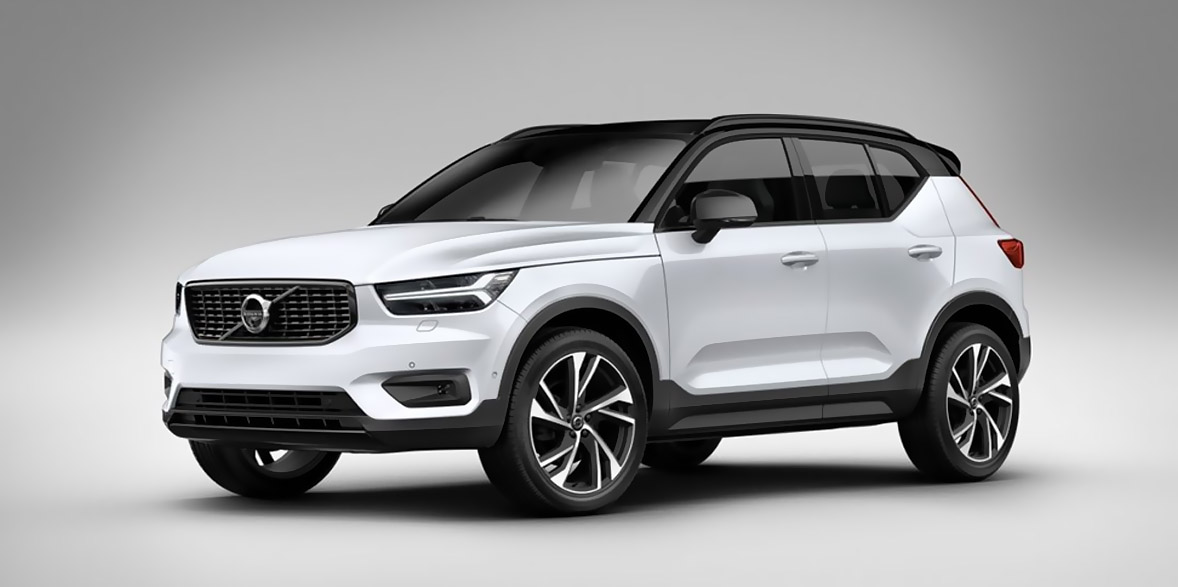 NEW PROJECT: VOLVO XC40 – GENT, BELGIUM