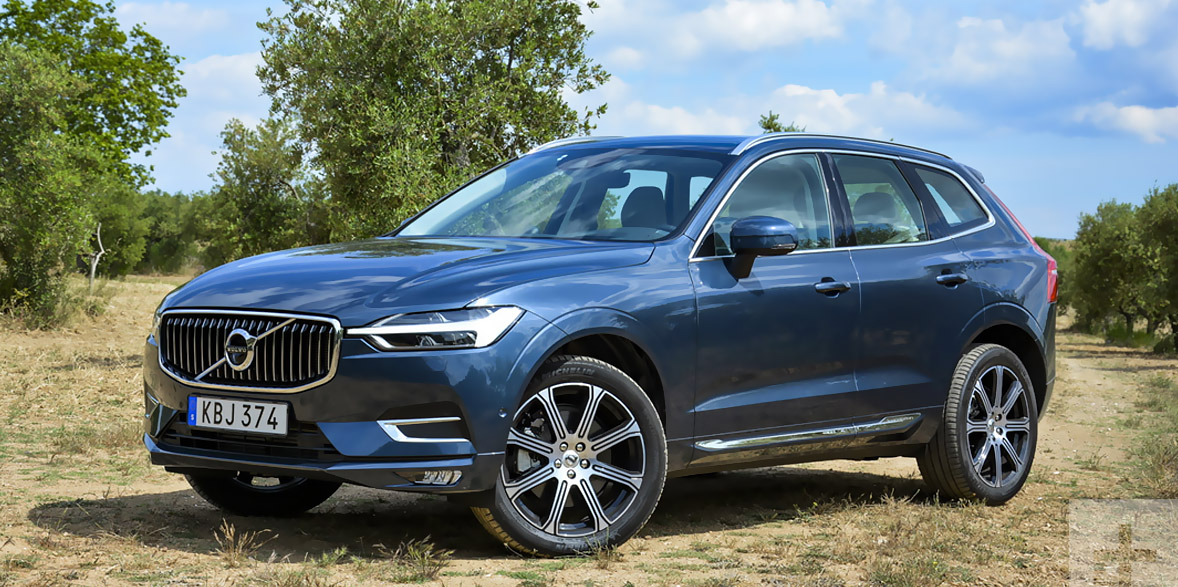 XC60 PHEV AND XC60 – A NEW PROJECT FOR VOLVO IN TORSLAND, SWEDEN