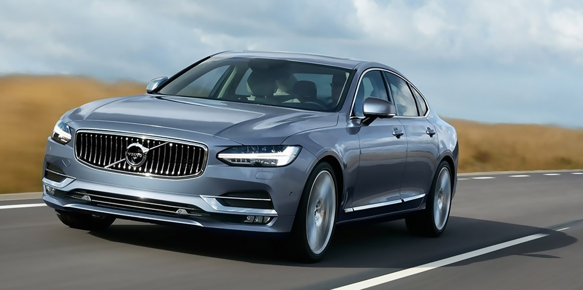 NEW XC90 AND NEW S90 – PROJECT FOR VOLVO. CLIENT: COMAU