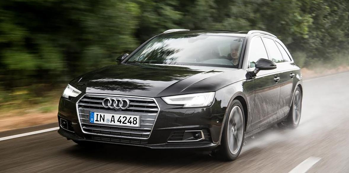 Nowy Projekt dla Magna (podwykonawca EBZ) – Audi A4 B9