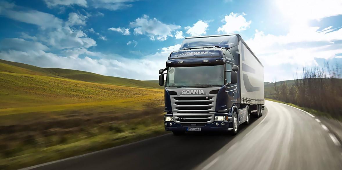 Nowy projekt dla Teamster (końcowy klient: Scania) – Szwecja
