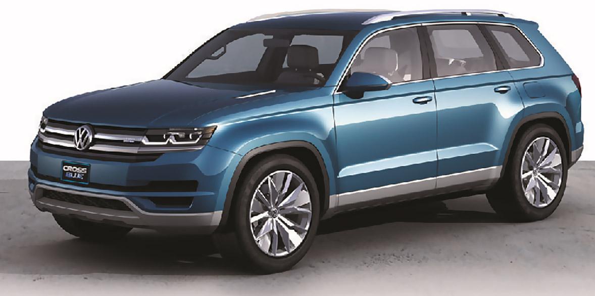 Nowy Projekt dla Siemens – VW, Chattanooga, USA
