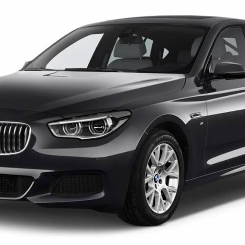 FFT: New project BMW: 3, 4, 5: sedan, kombi + GT + Mpower