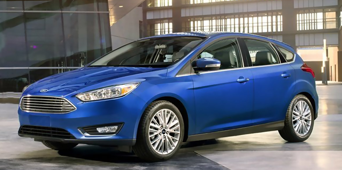 New project for Ford (Focus: Sedan, Kombi, Hatchback, C-Max) – end client: ThyssenKrupp