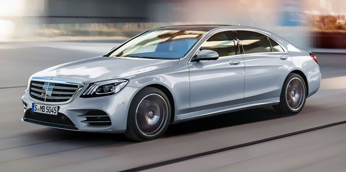 New project for Mercedes/Daimler S-class, Type V, W, Z (Maybach)